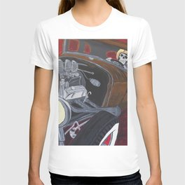 Rat Rod Racer T-shirt