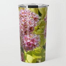 Lilac flowers Travel Mug