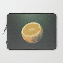 Orange Juice Laptop Sleeve