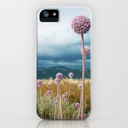 Lefkada view iPhone Case