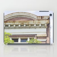 history iPad Cases featuring History by Rachael Anthoney