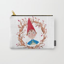 Over the garden wall Watercolor Carry-All Pouch
