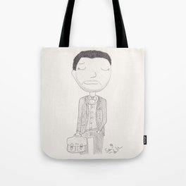 The Oxford Years Tote Bag