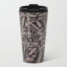 Extra Ordinary Metal Travel Mug