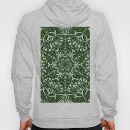 Green Mandala Hoody