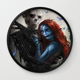 The Nightmare Before Christmas Jack Wall Clock