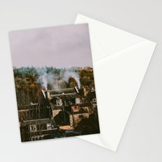 Scottish Rooftops Stationery Cards
