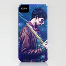 His name....Merlin Slim Case iPhone (4, 4s)