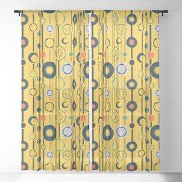 Your Gaze Sheer Curtain