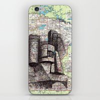 minnesota iPhone & iPod Skins featuring Minnesota by Ursula Rodgers