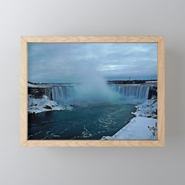 Niagara Falls Framed Mini Art Print