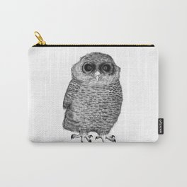 Owl Nr.3 Carry-All Pouch