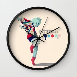 I'll dance all my life Wall Clock