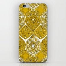 saffreya ochre iPhone & iPod Skin