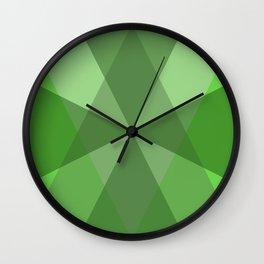 Triangletric Wall Clock