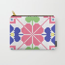 slovakia folk pattern Carry-All Pouch