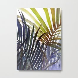 Arecaceae - household jungle #3 Metal Print