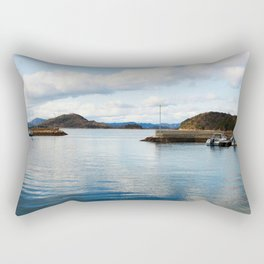 Seto Inland Sea Rectangular Pillow