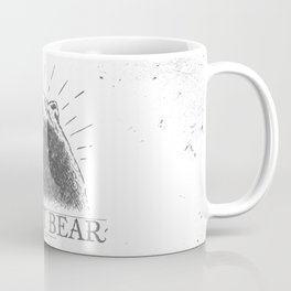 The Saint Bear Coffee Mug