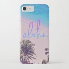 Aloha Hawaii Slim Case iPhone 7