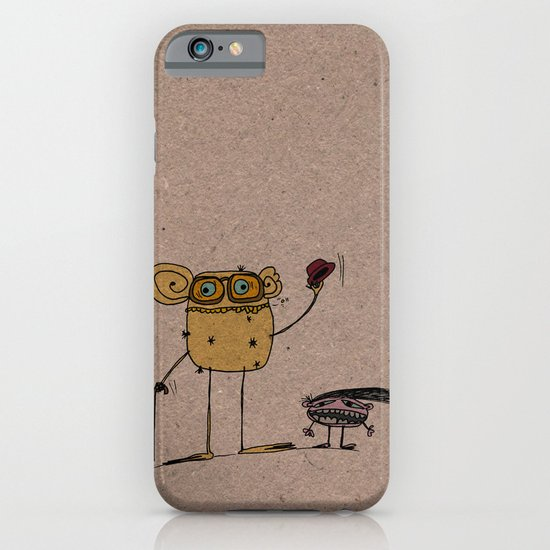- thinking about family - iPhone & iPod Case