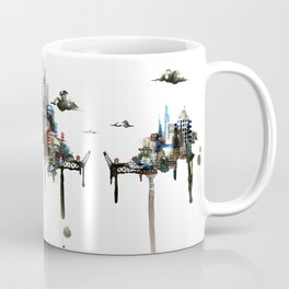 Burnside Bridge Coffee Mug