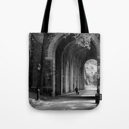 Ft. Tryon Tunnel Tote Bag