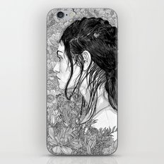 Love is in Beauty and Chaos iPhone & iPod Skin