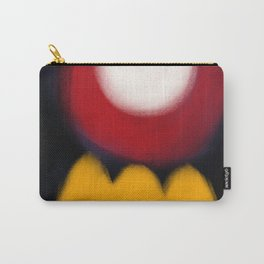 Abstract Expressionism Life Carry-All Pouch