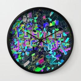 cubus Wall Clock