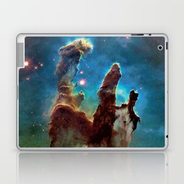 Eagle Nebula's Pillars Laptop & iPad Skin