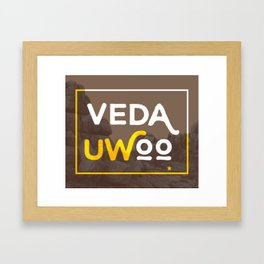 Vadauwoo Wyoming Framed Art Print