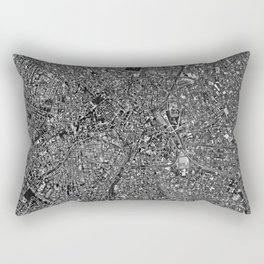 Sao Paulo from above Rectangular Pillow