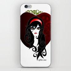 Poison Apple iPhone & iPod Skin