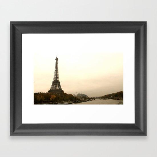 Do you see it? Framed Art Print
