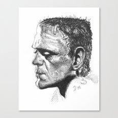 Boris Karloff - Frankenstein's Monster Canvas Print