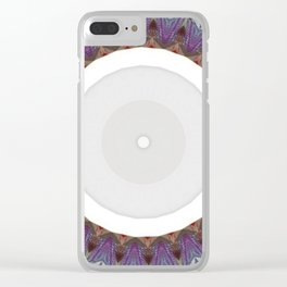 Some Other Mandala 107 Clear iPhone Case