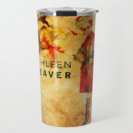 Kathleen Neal Cleaver Travel Mug