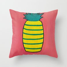 Pineapple Itself Throw Pillow