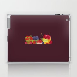 Berries. Sweet summer. Laptop & iPad Skin