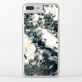 Nature rocks Clear iPhone Case