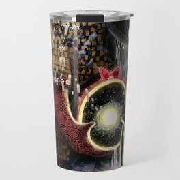 Great Grandmother Bear Travel Mug