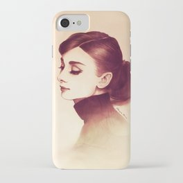 The Lady iPhone Case