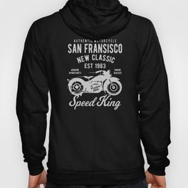 authentic motorcycle Hoody