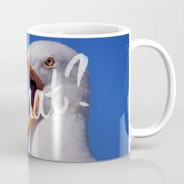 So what? Coffee Mug