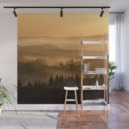 Land ESCAPE Wall Mural