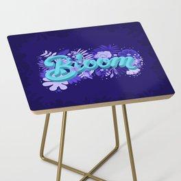 Bloom Side Table
