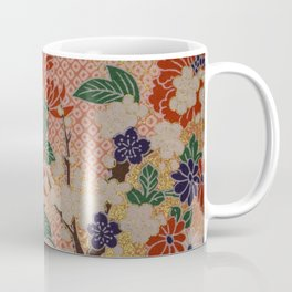 Origami Paper Coffee Mug