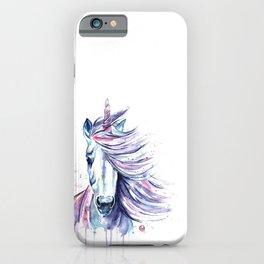 Unicorn - Gust iPhone Case