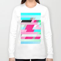 flag Long Sleeve T-shirts featuring Flag by allan redd